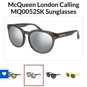 Alexander McQueen McQ London calling